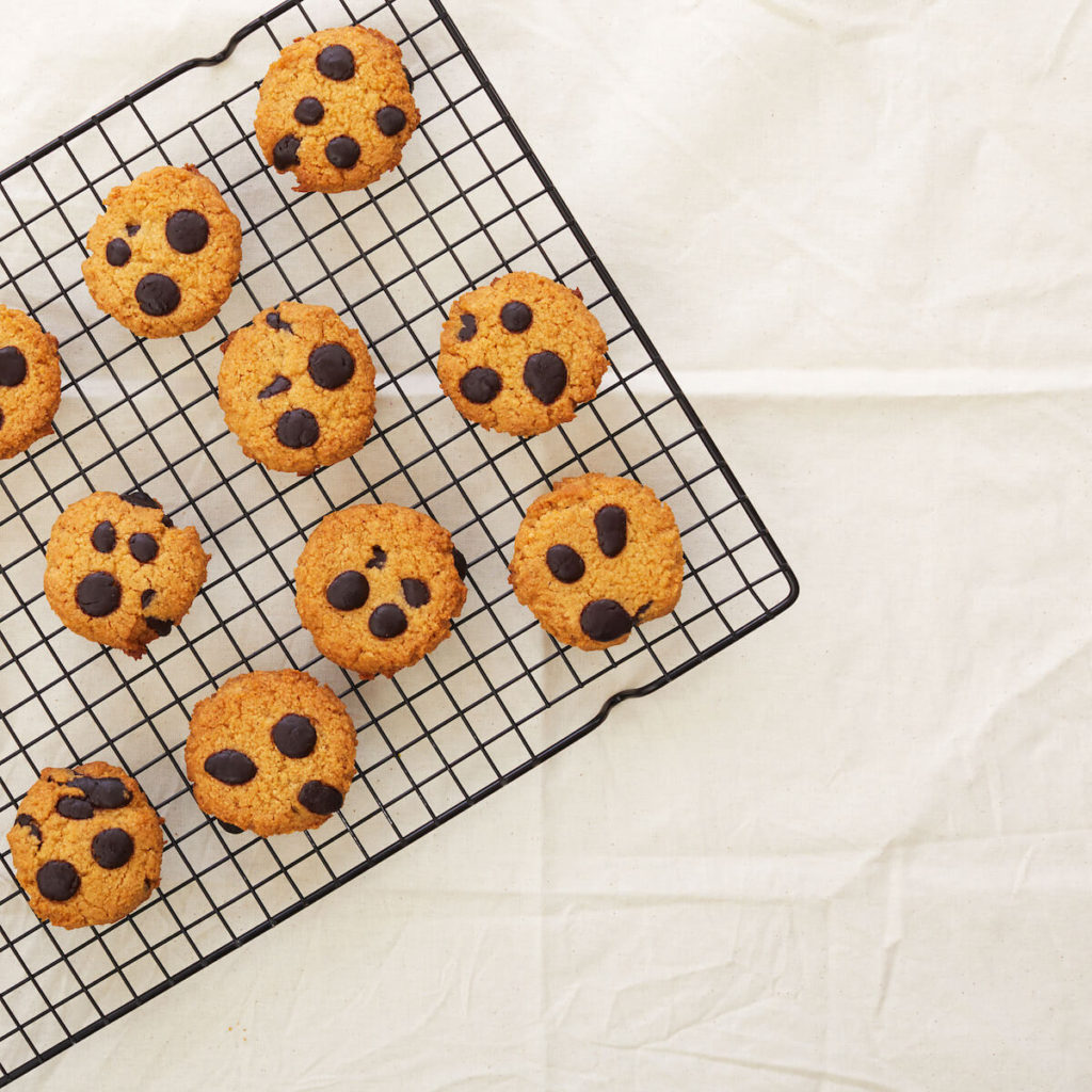 Choc Chip Biscuits With Mct Oil Recipe Try This Yummy Recipe 180 Cakes